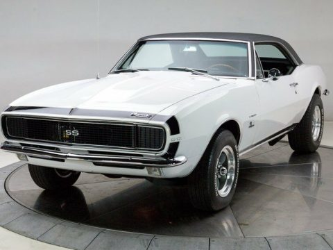 very beautiful 1967 Chevrolet Camaro SS for sale