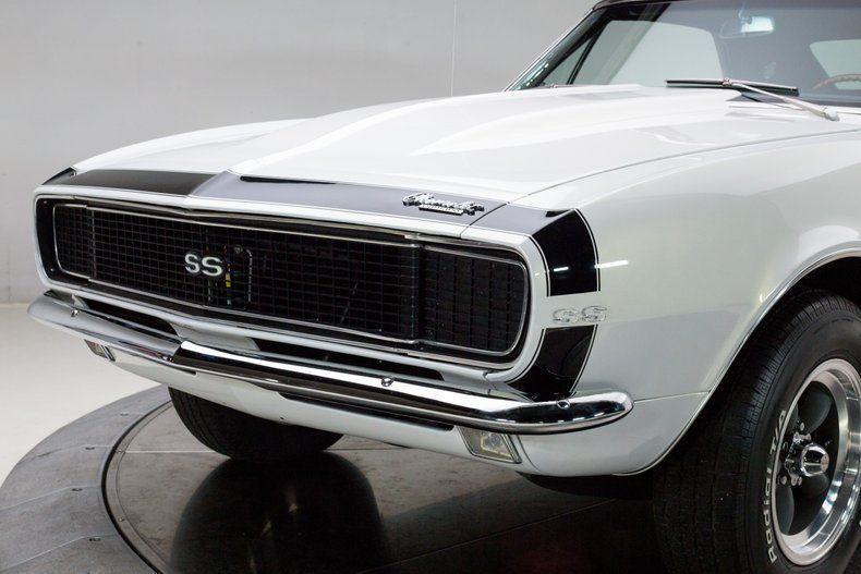 very beautiful 1967 Chevrolet Camaro SS