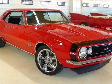 very low miles 1967 Chevrolet Camaro for sale