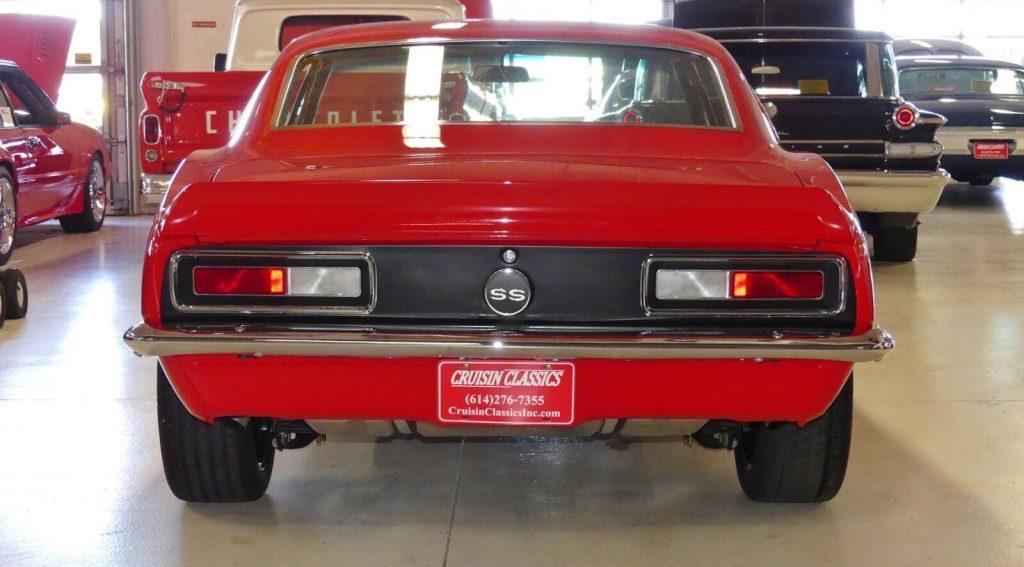 very low miles 1967 Chevrolet Camaro