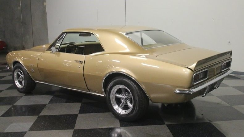 very nice 1967 Chevrolet Camaro