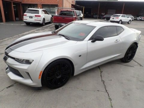 well equipped 2016 Chevrolet Camaro LT for sale