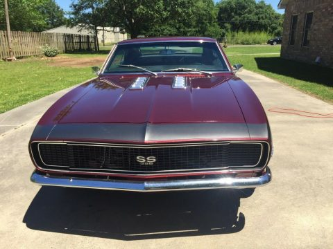 factory optioned 1968 Chevrolet Camaro RS/SS for sale