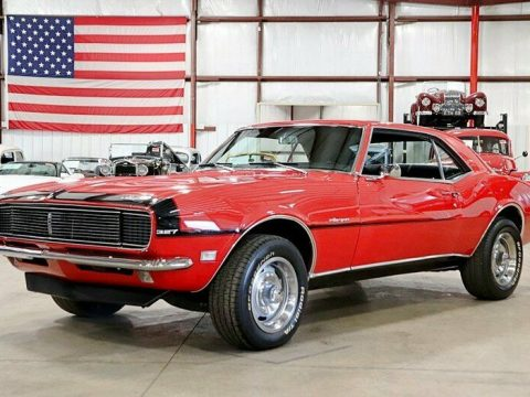 restored 1968 Chevrolet Camaro for sale
