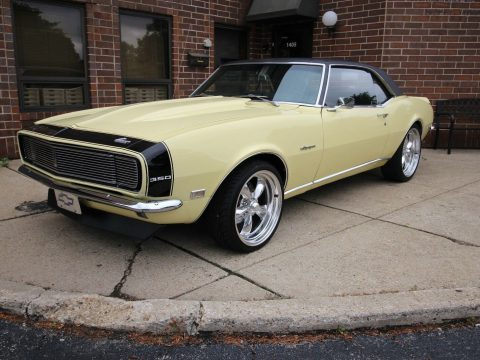 restored 1968 Chevrolet Camaro RS for sale