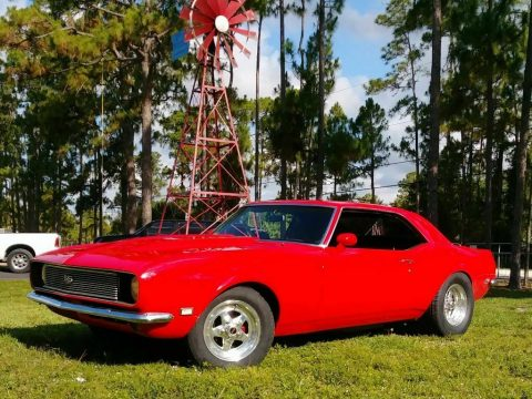 upgraded 1968 Chevrolet Camaro for sale