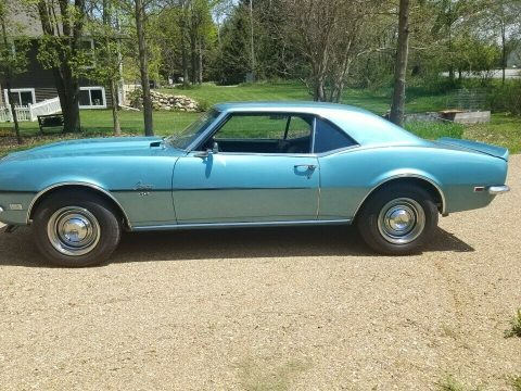 very nice 1968 Chevrolet Camaro SS for sale