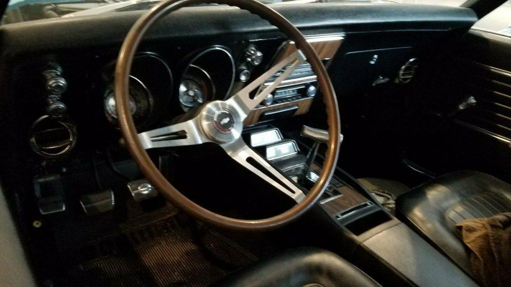 very nice 1968 Chevrolet Camaro SS