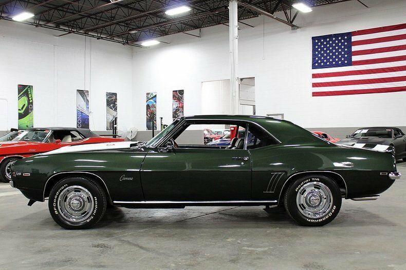 attention getter 1969 Chevrolet Camaro