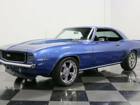 awesome 1969 Chevrolet Camaro RS for sale