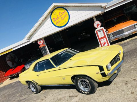 beautiful 1969 Chevrolet Camaro Coupe for sale