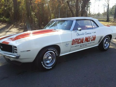 beautiful 1969 Chevrolet Camaro Rs/ss PACE CAR for sale
