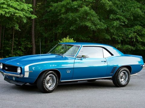 beautiful 1969 Chevrolet Camaro SS for sale