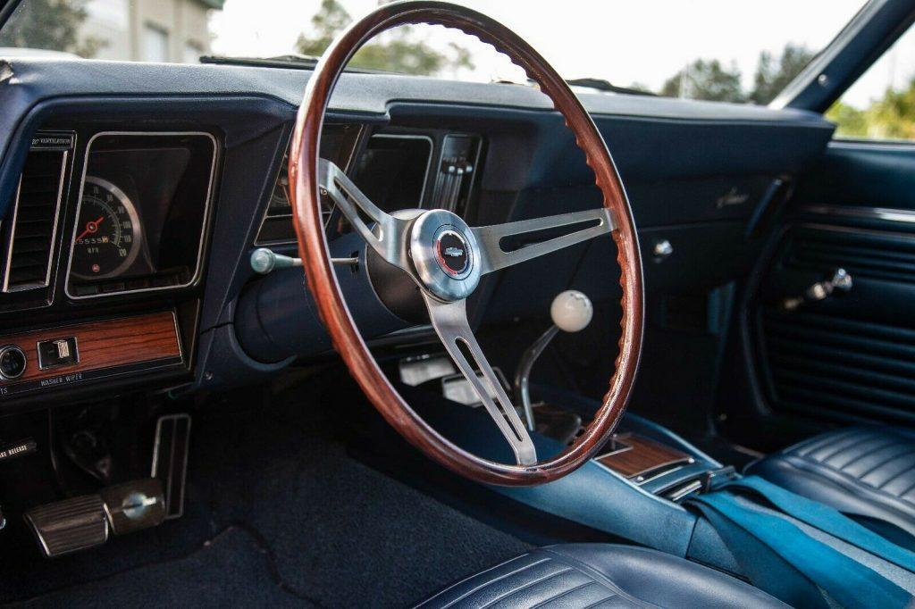 beautiful 1969 Chevrolet Camaro Z 28