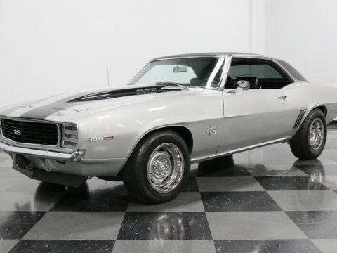 big block 1969 Chevrolet Camaro Rs/ss Tribute for sale