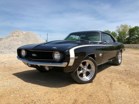 custom 1969 Chevrolet Camaro for sale