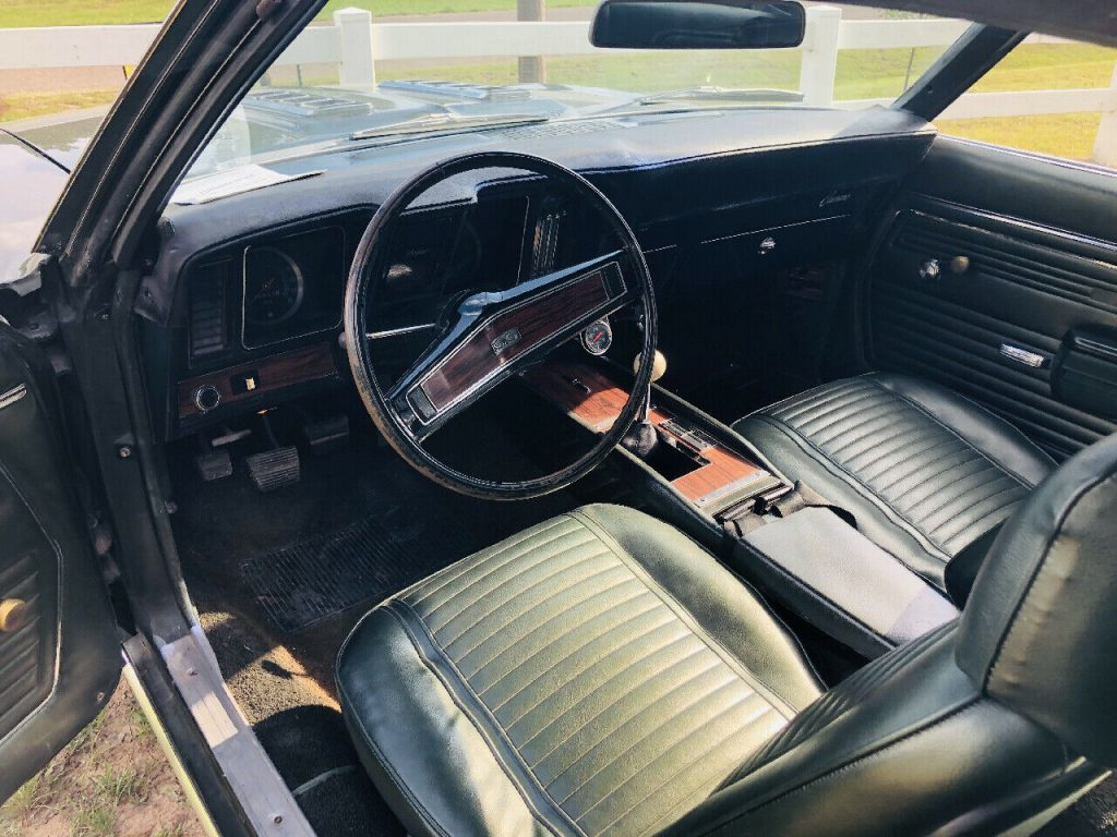 great looking 1969 Chevrolet Camaro