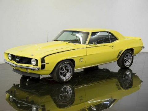 new parts 1969 Chevrolet Camaro Sport Coupe Ss396 Tribute for sale