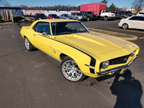 nicely upgraded 1969 Chevrolet Camaro for sale