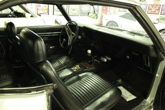 original 1969 Chevrolet Camaro Z 28