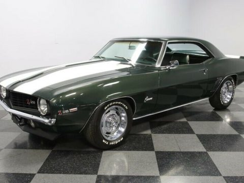 pristine 1969 Chevrolet Camaro Z/28 Tribute for sale