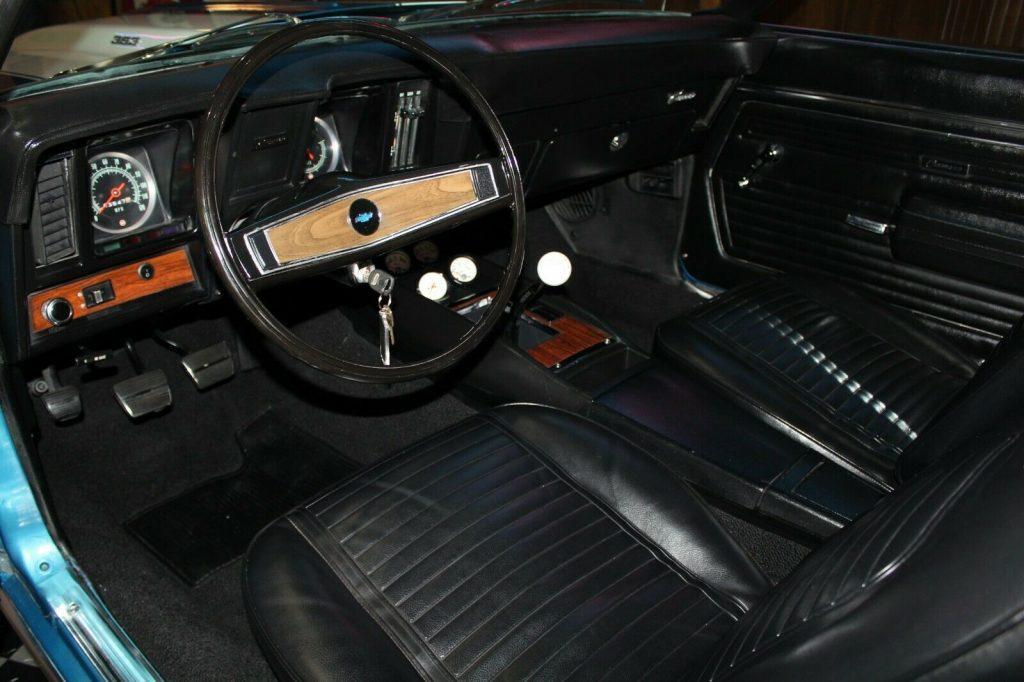Restomod 1969 Chevrolet Camaro Z/28 383 Pro Touring