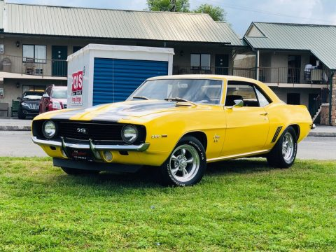 Restored 1969 Chevrolet Camaro  X11 Factory V8 for sale