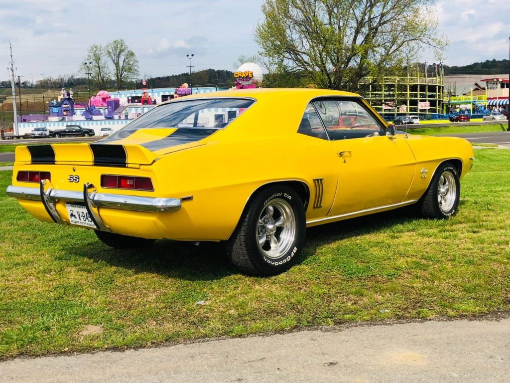 Restored 1969 Chevrolet Camaro  X11 Factory V8