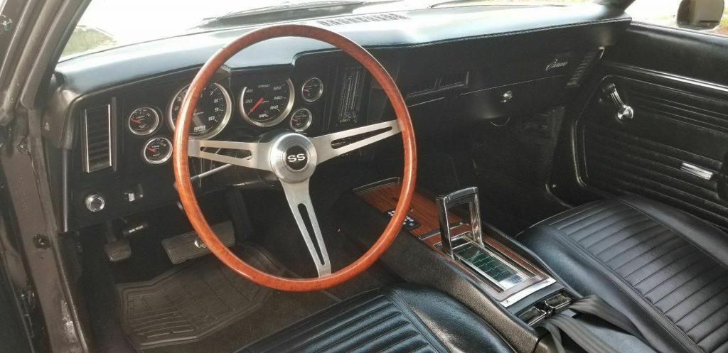 SS clone 1969 Chevrolet Camaro Camaro