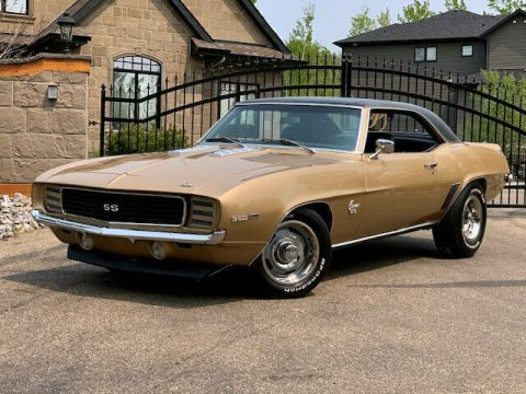stunning 1969 Chevrolet Camaro RS SS for sale