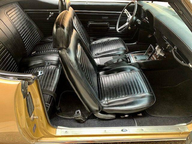 stunning 1969 Chevrolet Camaro RS SS