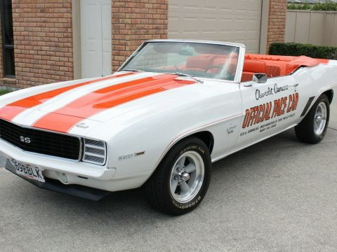stunning 1969 Chevrolet Camaro Z11 Pace Car for sale
