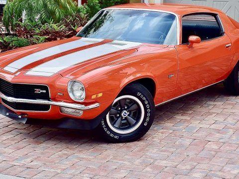 low miles 1970 Chevrolet Camaro Z28 Tribute Z28 for sale