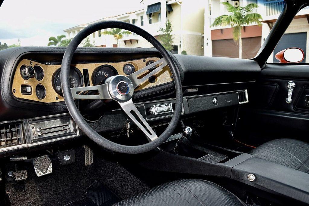 low miles 1970 Chevrolet Camaro Z28 Tribute Z28