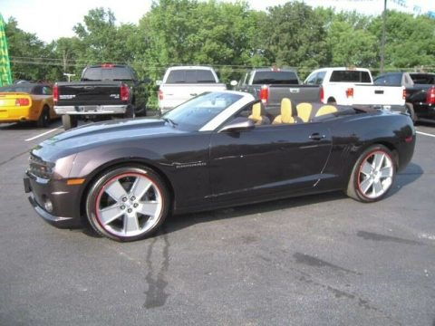 special edition 2011 Chevrolet Camaro SS Convertible for sale