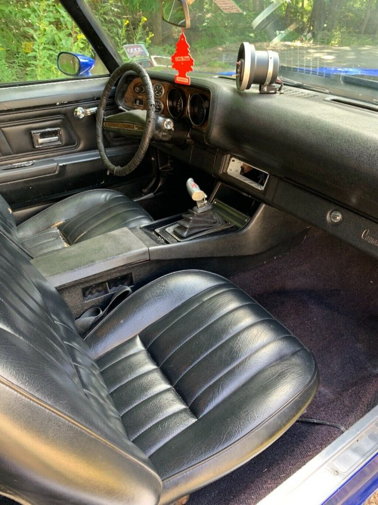 crate engine 1971 Chevrolet Camaro