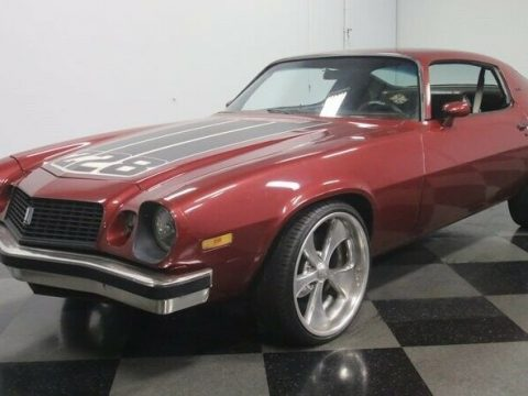 custom 1974 Chevrolet Camaro LT for sale