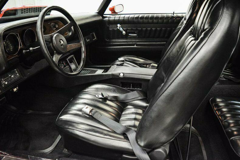 low mileage 1971 Chevrolet Camaro