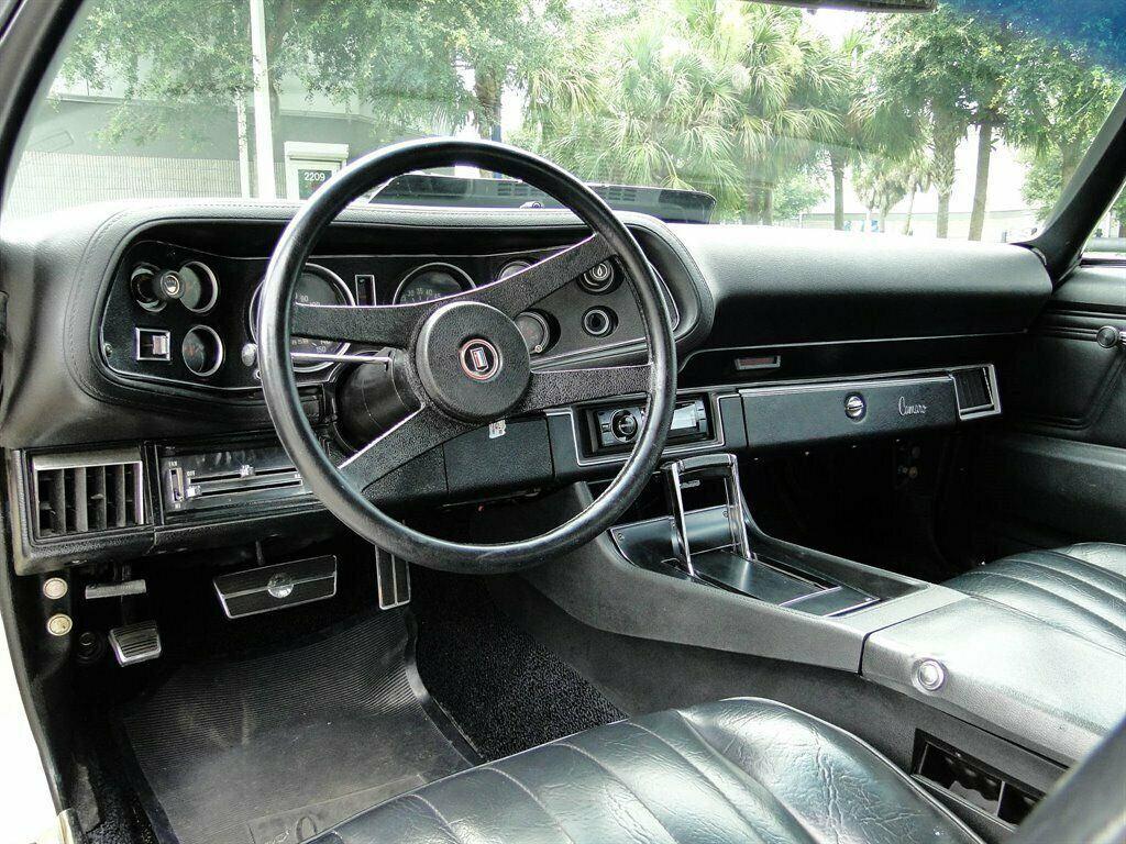 low miles 1971 Chevrolet Camaro Rally Sport RS