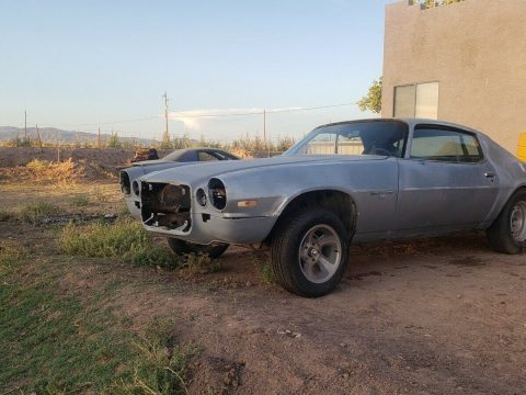 project 1971 Chevrolet Camaro for sale
