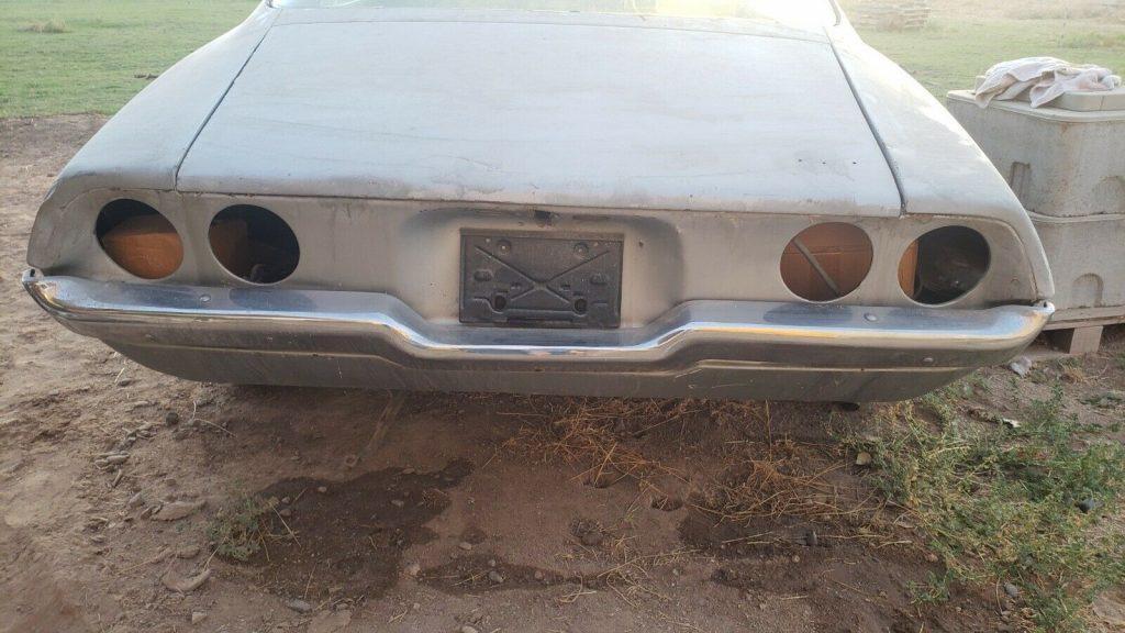 project 1971 Chevrolet Camaro