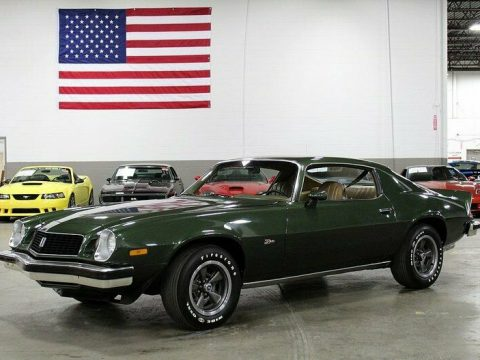 very nice 1974 Chevrolet Camaro for sale