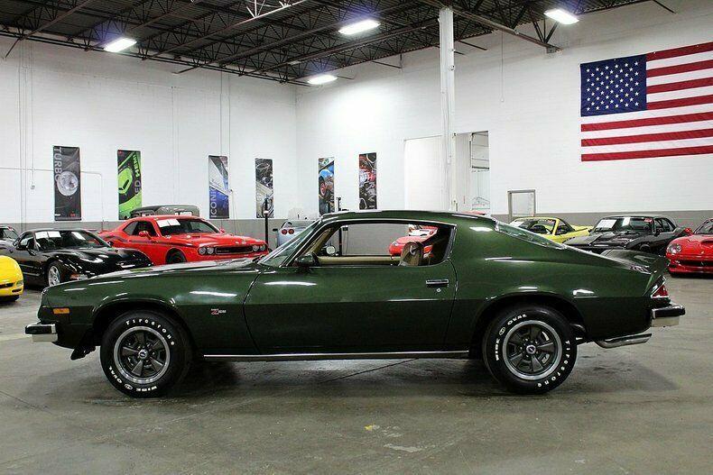 very nice 1974 Chevrolet Camaro