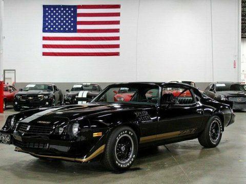 4 speed 1979 Chevrolet Camaro for sale