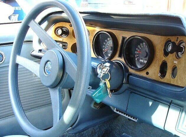 always garaged 1977 Chevrolet Camaro LT
