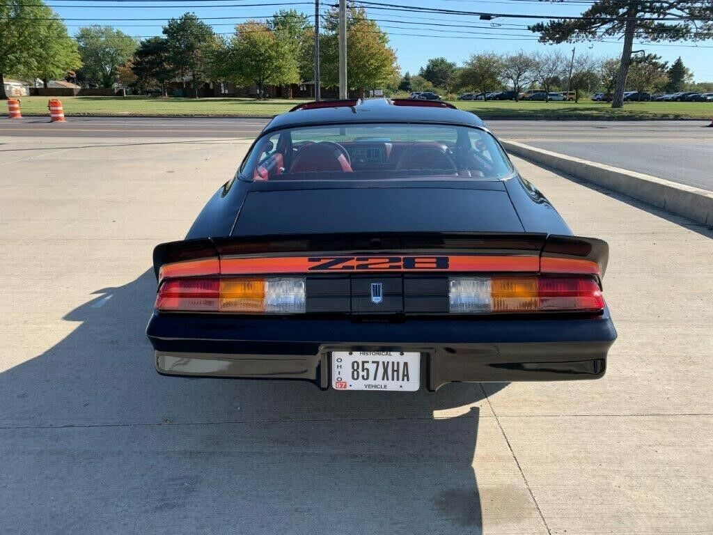 low miles 1979 Chevrolet Camaro