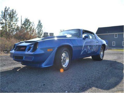 pro street 1979 Chevrolet Camaro Z28 for sale