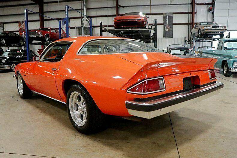 very nice 1976 Chevrolet Camaro
