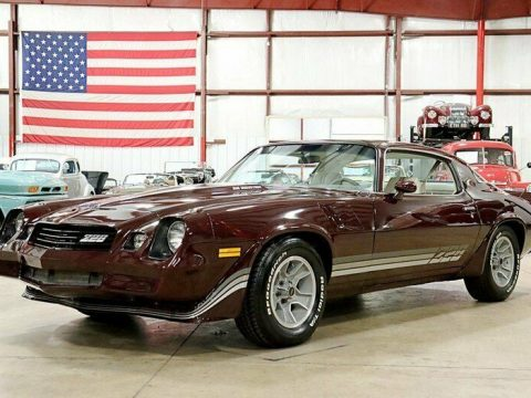 clean 1980 Chevrolet Camaro Z/28 for sale