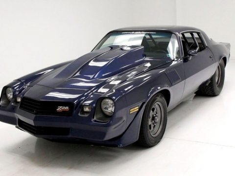 custom 1980 Chevrolet Camaro for sale